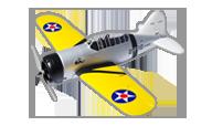 Brewster F2A Buffalo [Durafly]