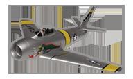 Sabre F-86 [ALFA MODEL]