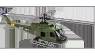SR UH-1 Huey Gunship [Blade]