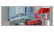 F-100 Super Sabre [BVM Jets]