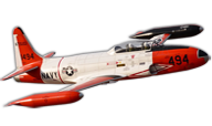 T-33 Shooting Star [BVM Jets]