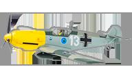 Messerschmitt Bf.109E-4 [Durafly]