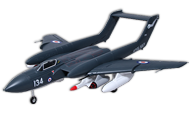 DH 110 Sea Vixen [Durafly]