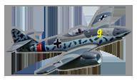 Messerschmitt ME-262 [Dynam]