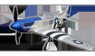 P-51D Mini Mustang [Dynam]