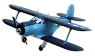 Beechcraft Staggerwing [E-flite]