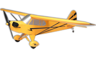 Clipped Wing Cub [E-flite]