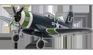 F4U-4 Corsair [E-flite]