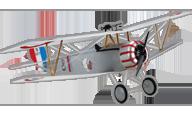Nieuport 17 [E-flite]