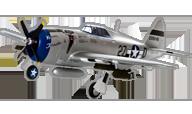 P-47 D Razorback [E-flite]