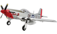 P-51D Mustang [E-flite]