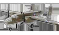 UMX B-25 Mitchell [E-flite]