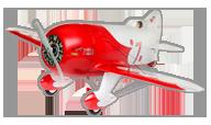 UMX Gee Bee R-2 [E-flite]