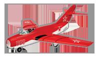 UMX MiG 15 [E-flite]