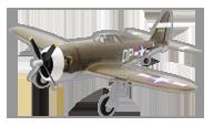 UMX P-47 BL [E-flite]