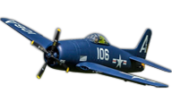 F8F-1 Bearcat [FlightLine RC]