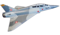 Mirage 2000 [FLYFLY HOBBY]