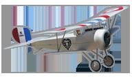 Micro Nieuport [Flyzone]