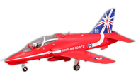 BAE Hawk Red Arrow [fms]