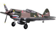 P-40B Flying Tiger [fms]