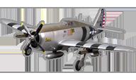 P-47 Razorback Bonnie [fms]