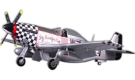 P-51D Mustang Big Beautiful Doll [fms]