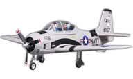 T-28D V4 Trojan [fms]