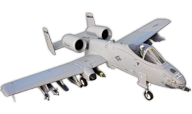 A-10 Thunderbolt II [Freewing Model]