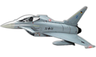 Eurofighter Typhoon V2 [Freewing Model]