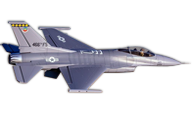 F-16C Fighting Falcon [Freewing Model]