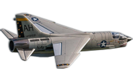 F-8 Crusader [Freewing Model]