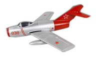 MIG 15 [Freewing Model]