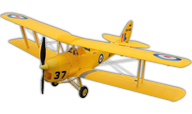 Tiger Moth [GWS - Grand Wing Servo-Tech]