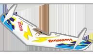 HotWing 1000 [HACKER MODEL]