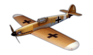 Messerschmitt BF-109F [HACKER MODEL]