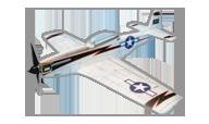 P-51D Mustang [HACKER MODEL]