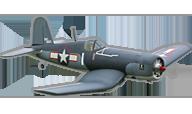 F4U-1A Corsair [hangar 9]