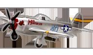 P-47D-40 Thunderbolt [hangar 9]