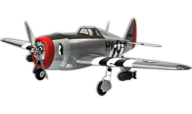 P-47D Thunderbolt [hangar 9]