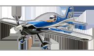 Sbach 342 [hangar 9]