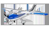 Cessna 182 Skylane [HobbyKing]