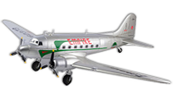 Empire Airlines DC-3 [HobbyKing]