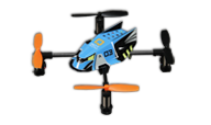 Q-BOT Micro Quadcopter [HobbyKing]