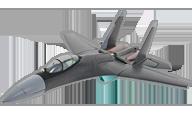 SU-35 MkII Fighter Jet [HobbyKing]