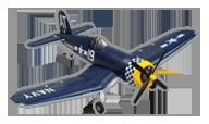 F4U Corsair [hobbyzone]