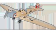 Klemm L 25-D [Krick Modellbau]