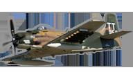 A-1 Skyraider [Max-Thrust]