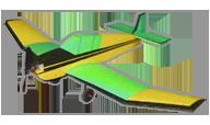 Mini-Jodel DR1050 [miniprop]