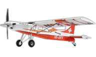 Pilatus PC-6 Turbo Porter [Multiplex]