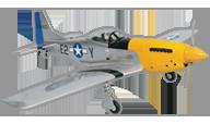 P-51 Mustang [Phoenix Model]